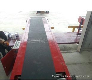 8米伸縮皮帶輸送機設備廠家 2