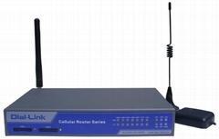 3G工業級EVDO雙卡路由器