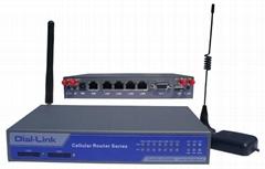 科創通信工業LTE路由器