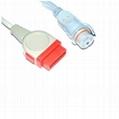 GE有创压力电缆