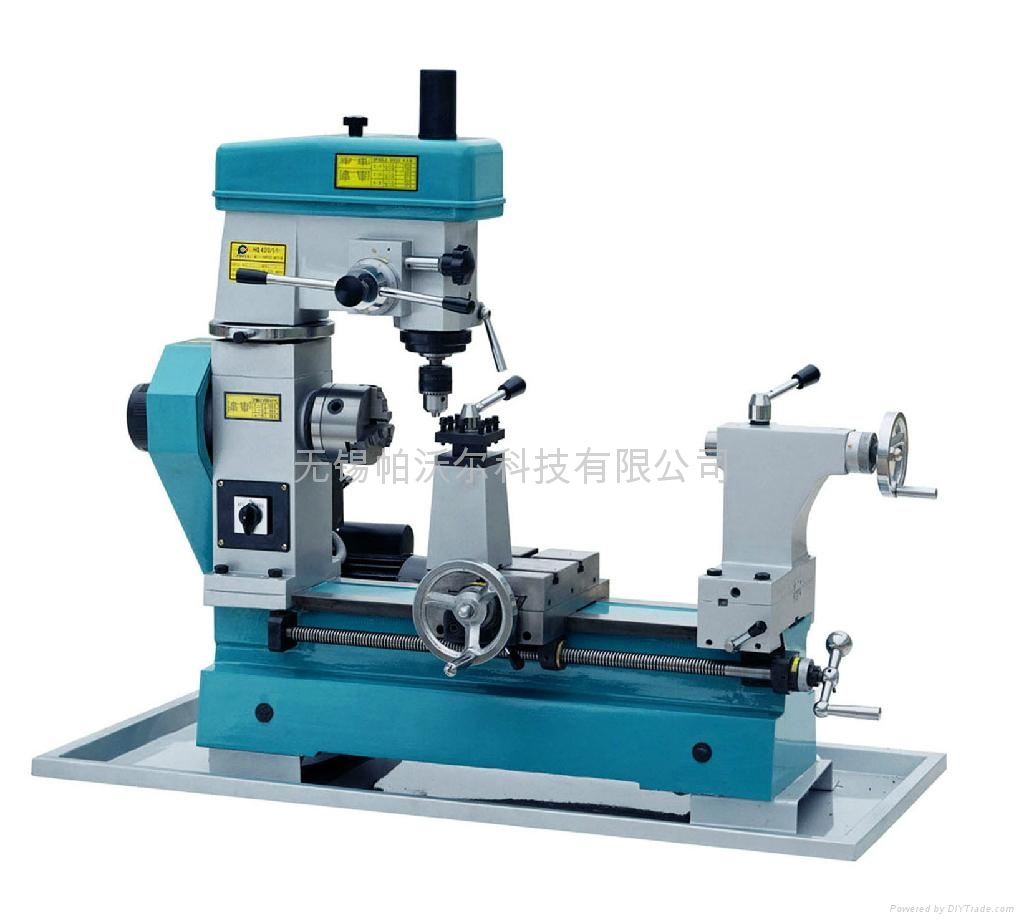 hq400 series of multi function machine tools drill lathe milling machine china trading. Black Bedroom Furniture Sets. Home Design Ideas