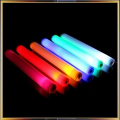 LED Flashing Foam Glow Stick for Concert