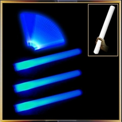 Light up sport stick, led foam glow stick for concert and other occasion