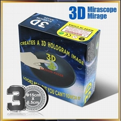3D Mirror Scope Funny Education Toy, 3D Magic Education Toy