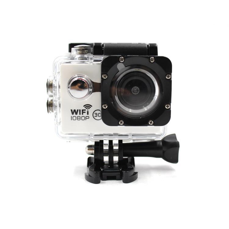 Helmet Waterproof 1080P Sport Action Camera Wifi Portable Mini 1080P Action Came 2
