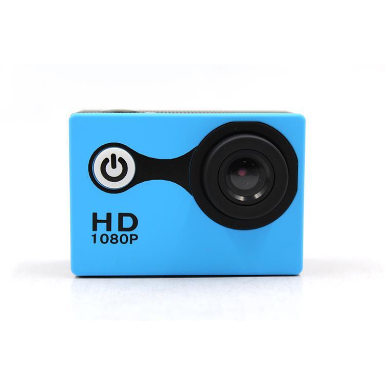 Diving Action Camera 720p Waterproof 30 Meters Helmet Sport Camera 720p 2
