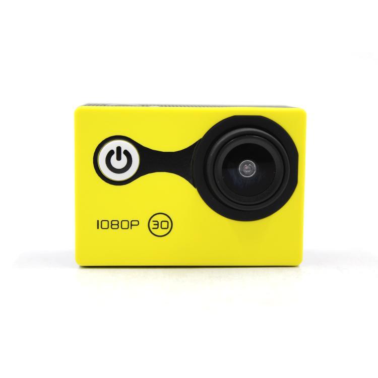 Portable Sports Action Camera Real 720P Sunplus Helmet Action Camera 2