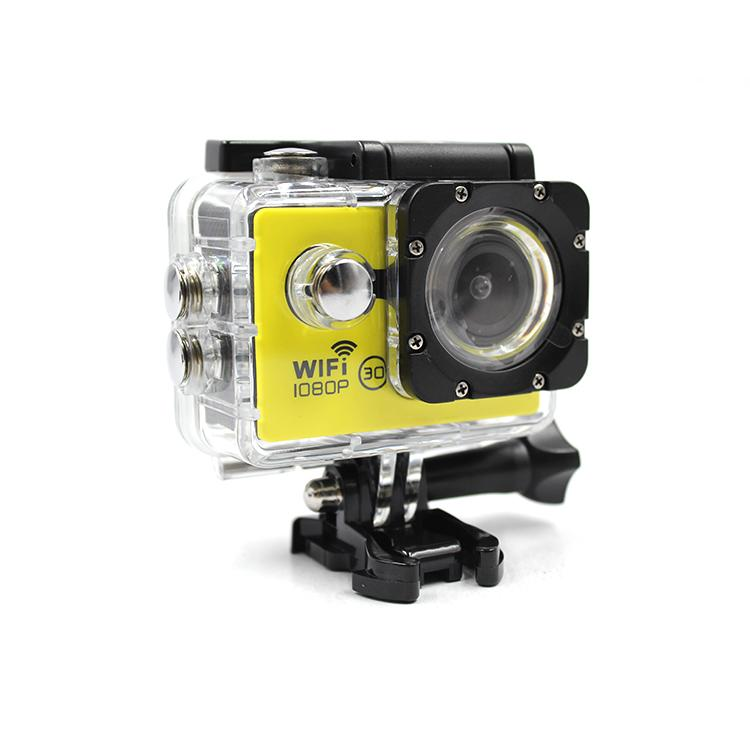 Sport Camera 1080p Full HD Action Camera with wifi 4