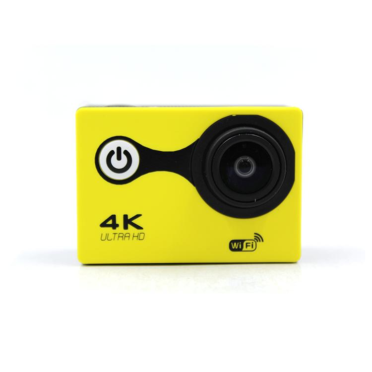 High Definition 4K Sport Action Camera Portable 4K Action Camera with 30 Meters  3