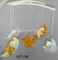 Baby musical mobile (Crib musical mobile)