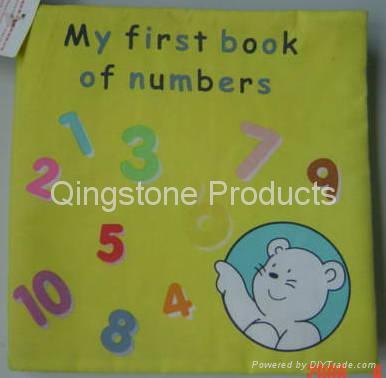 Kid soft book 3
