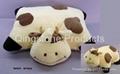 Kid pillow animal shape