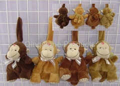 Soft Monkey Bag ( promotion gift )