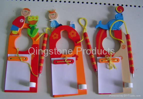 Wooden Stationery 1
