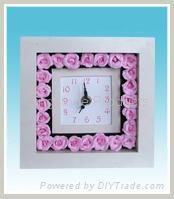 Children Wooden Clock