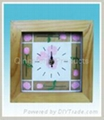 Children Wooden Clock
