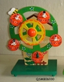 Musical Ferris Wheel ( wooden musical
