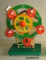 Musical Ferris Wheel ( wooden musical roller coaster ) 1