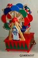 Musical Ferris Wheel ( wooden musical roller coaster ) 2
