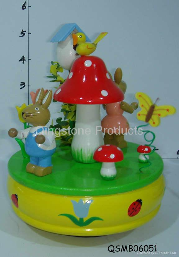 Spring music boxes 3