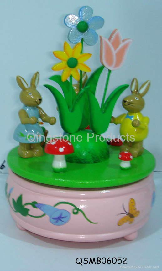 Spring music boxes 4