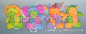 Musical plush toys 2