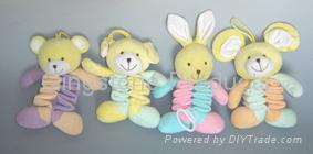 Musical plush toys 3