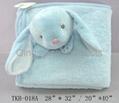 Kid Animal Blanket