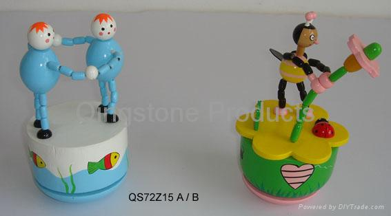 Wooden musical toy 3