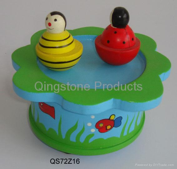Wooden musical toy 1