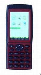 工业矿工POS读写器会员收费HD-600手持机庆通厂家