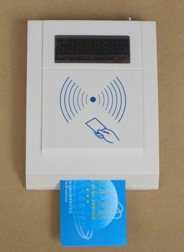 慶通供應 RF500-MEM接觸和非接觸二合一IC卡讀寫設備廠家 1