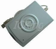 供应RFID电子标签卡读写器庆通RF35非接触读卡器厂家价格