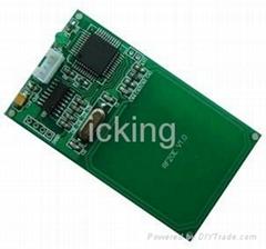 庆通RF-20E通讯协议RFID非接触读写模组厂家