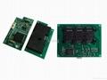 庆通RFID接触式IC卡模组工控智能读卡器厂家 1