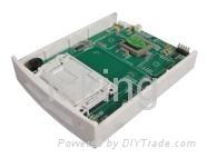 深圳慶通RD-IB內置接觸式IC卡讀寫器RFID讀卡器廠家