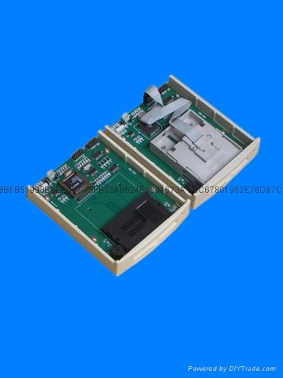 深圳慶通RD-IB內置接觸式IC卡讀寫器RFID讀卡器廠家 2