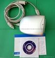 庆通DP-R103系列接触式IC卡读写器厂家RFID多卡座读卡器 3