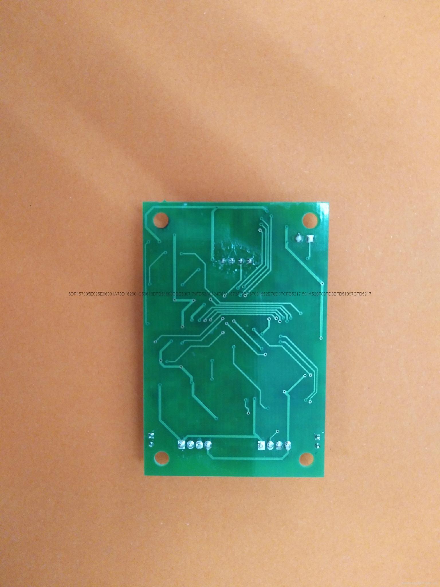 庆通RFID接触式IC卡模组工控智能读卡器厂家 4