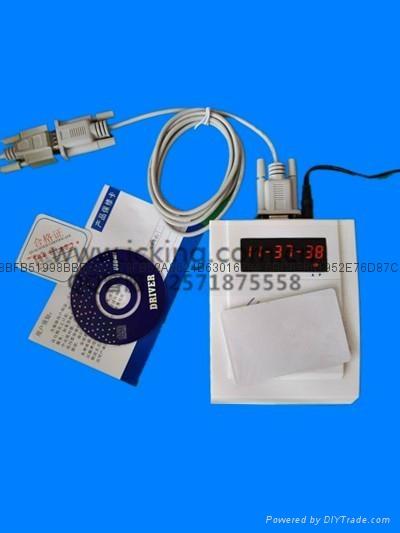 慶通RF500非接觸IC卡讀寫器RFID廠家 3