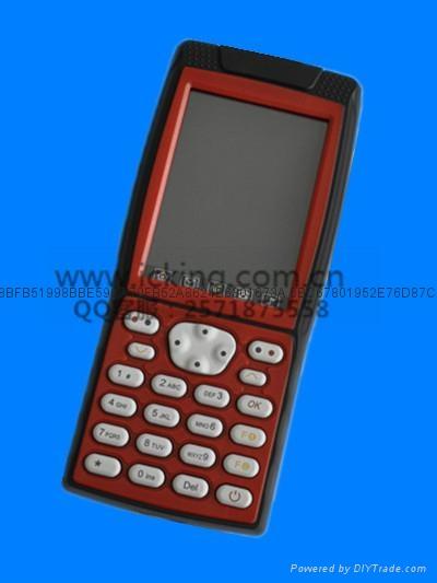工業礦工POS讀寫器會員收費HD-600手持機慶通廠家 2