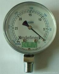 供应HSUM压力计微压表-30