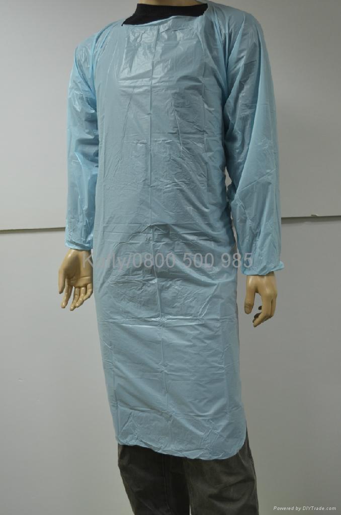 连袖围裙 1