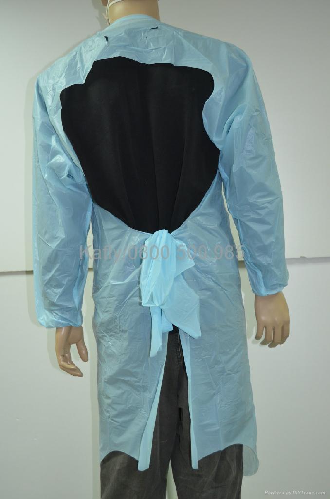 簡易式防護衣 2