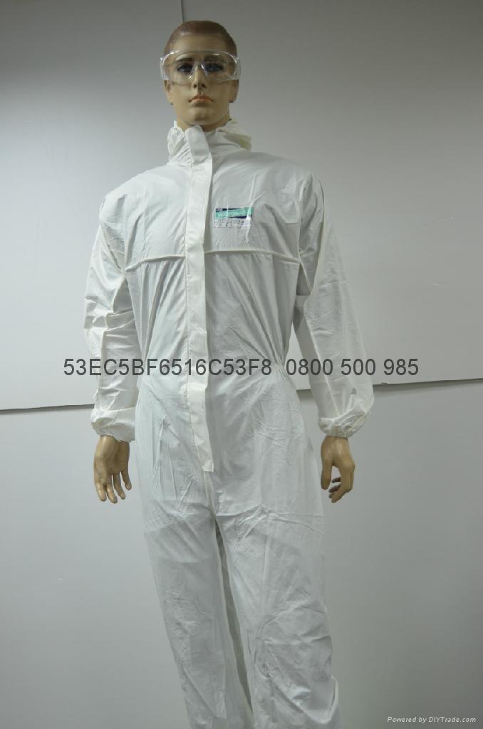 Microgard連身防護衣 1