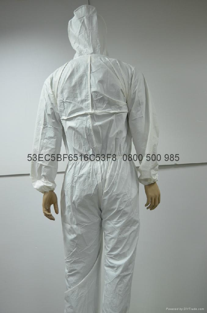 Microgard連身防護衣 2