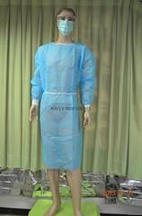 隔離工作衣(中國製-防水)