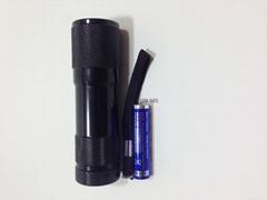 手電筒型螢光照射燈