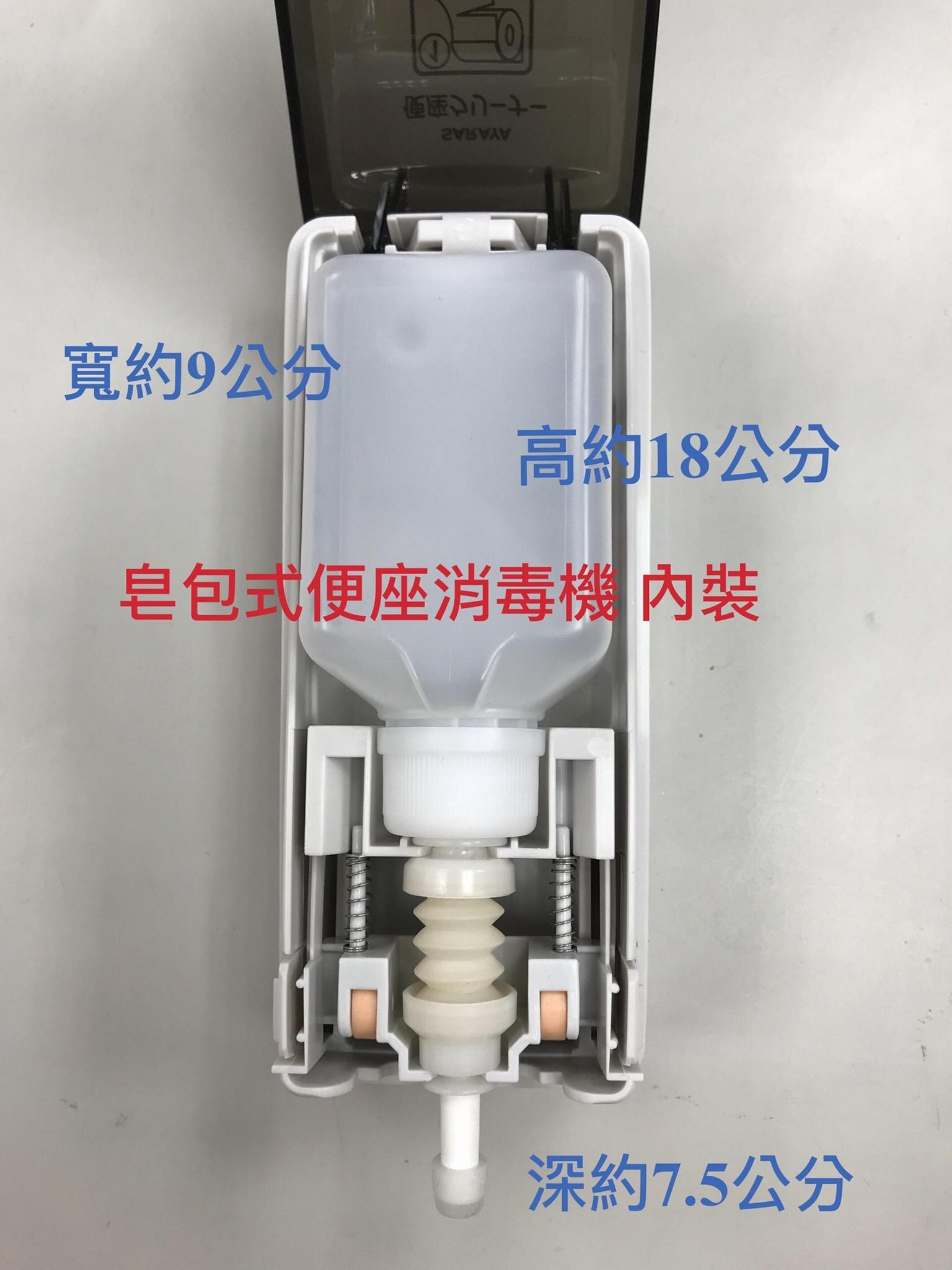 Manual Foam Soap Dispenser 6