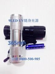 3W輝光手電筒
